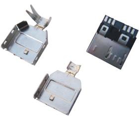 Micro USB 3.0 (DS1105-02), Вилка на кабель