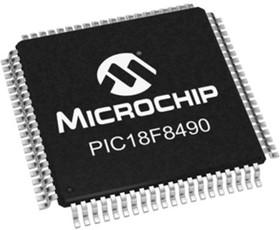 PIC18F8490-I/PT, MCU 8-Bit PIC18 16KB Flas