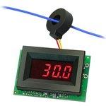 ACA-20RM-2-AC4-RL-C, LED Digital Ammeter 3.5-Digits AC ±0.4% 0°C to +60°C ...