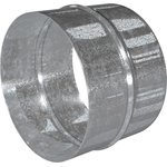 12,5ПЦ, 12,5ПЦ, Соединитель стальной оцинкованный D125