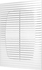 1919Г, Решетка вентиляционная приточно-вытяжная АБС 194х194