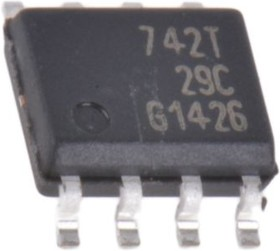 BSP742T, Smart Power High-Side-Switch 5...34V 0.4Ohm 1.1A, DSO8