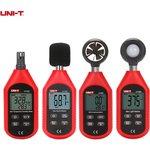 Фото 3/4 UT353BT, Измеритель уровня шума (шумомер) цифровой с Bluetooth