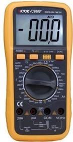 VC9808+, Мультиметр