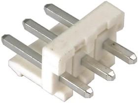 1-1123723-3 (B3P-VH), Разъем 3 конт. шаг 3.96мм