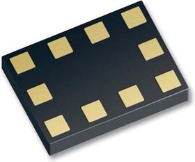 BGS22WL10E6327XTSA1, РЧ переключатель, DPDT, 100МГц до 3ГГц, 2.3В до 3.6В, DFN-10