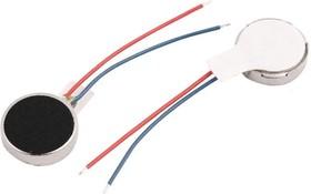 MTR-VIBRATING, Плоский вибромотор диаметром 10мм для Arduino проектов