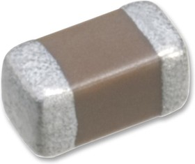 C1608X5R1C684K080AA, Многослойный керамический конденсатор, 0603 [1608 Метрический], 0.68 мкФ, 16 В, ± 10%, X5R, Серия C