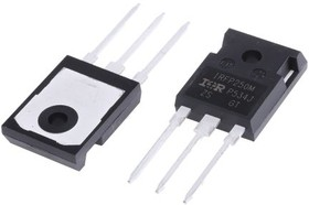 Фото 1/3 IRFP250MPBF, N-Channel MOSFET, 30 A, 200 V, 3-Pin TO-247AC