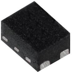SIUD406ED-T1-GE3, МОП-транзистор, N Канал, 500 мА, 30 В, 1.17 Ом, 4.5 В, 1.1 В