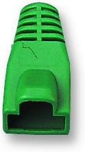 RJ45SRB-GREEN, Аксессуар разъема, Колпачок с компенсатором натяжения