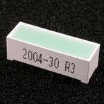 Фото 2/2 DF-3GD, Световая полоса зеленая 6.8х19.9мм 52мКд