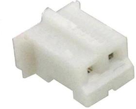 DS1066-02F(MU-2F), Розетка на кабель 2pin(м) шаг 2.00 мм с контактами