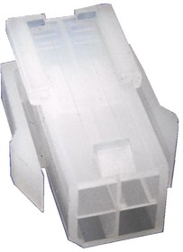 DS1073-02-2x2-MСT6 (MF2x2M), Вилка на кабель 4.2мм 4pin с контактами