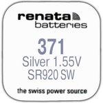 Фото 2/2 371 SR920SW, батарейка оксид-серебр., 1 шт.
