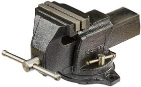 Фото 1/2 32703-125, ЗУБР ЭКСПЕРТ, 125 мм, тиски слесарные