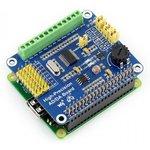 Фото 3/4 High-Precision AD/DA Board, Плата расширения для Raspberry Pi, Высокоточный АЦП/ЦАП конвертер