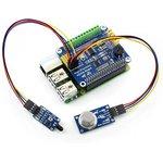 Фото 4/4 High-Precision AD/DA Board, Плата расширения для Raspberry Pi, Высокоточный АЦП/ЦАП конвертер