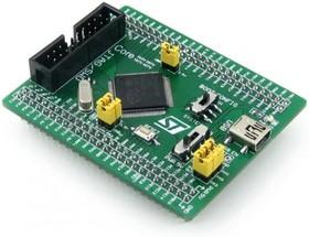 Фото 1/4 Core407V, Отладочная плата на базе STM32F407VET6 (Cortex-M4), I/O, JTAG/SWD отладочный интерфейс