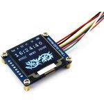 1.5inch OLED Module, OLED дисплей с разрешением 128х128px, интерфейс SPI/I2C