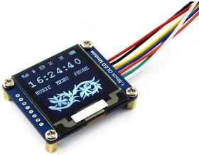 Фото 1/4 1.5inch OLED Module, OLED дисплей с разрешением 128х128px, интерфейс SPI/I2C
