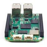 Фото 4/6 BeagleBone Green Wireless, Одноплатный компьютер на базе процессора AM3358 с ядром ARM Cortex-A8, WiFi+Bluetooth