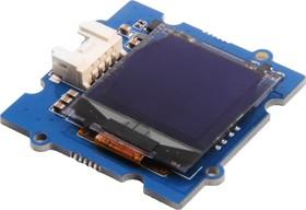 Фото 1/4 Grove - OLED Display 1.12'' V2, OLED дисплей 128х128 c Grove интерфейсом