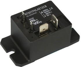NT90TP-N-L-A- E-DC12V-C-B-0.6 (TR91F-12VDC-SC-A), Реле 1зам. 12V / 40A, 240VAC