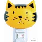"""NL-003 (ночник с выключателем (""""кошка""""), 220V, 7W)"""