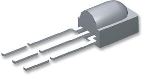 TSOP38138, ИК приемник, для пультов управления, 38 кГц, 45м, 45 °, 5.5 В, 2.5 В, -25 °C