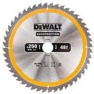 Круг пильный твердосплавный DEWALT DT1945-QZ Ф190/30 40 ATB +10° CONSTRUCTION по дереву с гвоздями