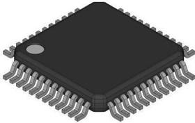 Фото 1/2 CY7C65642-48AXCT, Full Speed/High Speed Tetra Hub Controller USB 2.0 3.3V/5V T/R 48-Pin TQFP