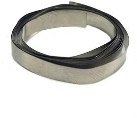 Никелевая лента для точечной сварки литиевых аккумуляторов N6 0,15 х 5 мм 1м