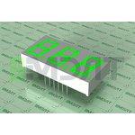 E30561-L-J-8-W, Сегментный светодиодный дисплей