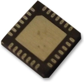 BQ24773RUYT, Зарядное устройство для 4-элементной литий-ионной, Li-Pol батареи, 24В вход, 8A зарядка, WQFN-28
