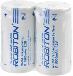 ROBITON 5000NCD SR2, Аккумулятор