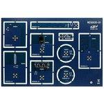 MSC-AMS868-EK, Development Kit, Antenna Matrix, 868MHz ...