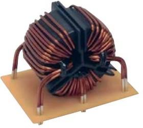 SCR47B-350-S2R0B010J, Choke, Common Mode, 1 mH, 35 A, 500 VAC/VDC, Radial Leaded, SCR Series