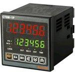CT6M-1P4, Цифровой счетчик-таймер 220VAC 1 выход