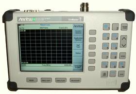 Анализатор кабелей, антенн, АФУ Anritsu S331D (Демо*)