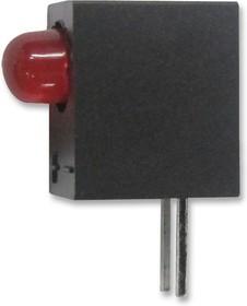 Фото 1/2 L-710A8CB/1ID, Светодиод в корпусе красный 40° d=3мм 25мКд 617нМ