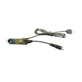 Фото 1/2 BAS-8112-USB УСШ-2А, Усилитель антенный с блоком питания 5В, USB