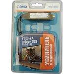 Фото 2/2 BAS-8112-USB УСШ-2А, Усилитель антенный с блоком питания 5В, USB