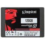 "Накопитель SSD KINGSTON V300 SV300S3N7A/120G 120Гб, 2.5"" ..."