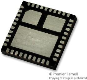 NCP3231MNTXG, Импульсный понижающий DC-DC стабилизатор, регулируемый, 4.5В-18В вход, 25А выход, 500кГц, QFN-40