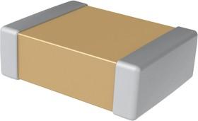 C1206J333K5RACAUTO, Многослойный керамический конденсатор, 33000 пФ, 50 В, 1206 [3216 Метрический], ± 10%, X7R
