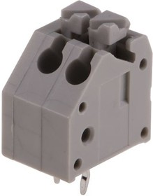 20.3304M/2-E, 3.5mm Screwless 2A 2 Way