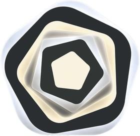Светильник светодиодный PPB Onyx-06 DIM 84Вт 3000К-6500К IP40 JazzWay 5017795