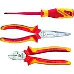 VDE набор губцевых инструментов в L-BOXX Mini