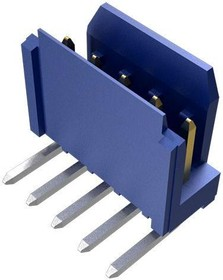 76383-402LF, Dubox®2.54mm, Board to Board Connector, Shrouded Header, Double Row, Right Angle